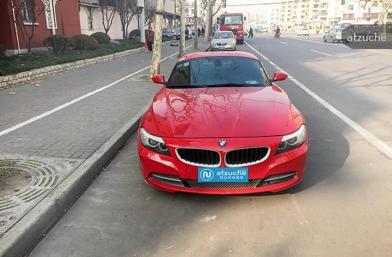 凹凸租车-宝马Z4(进口)