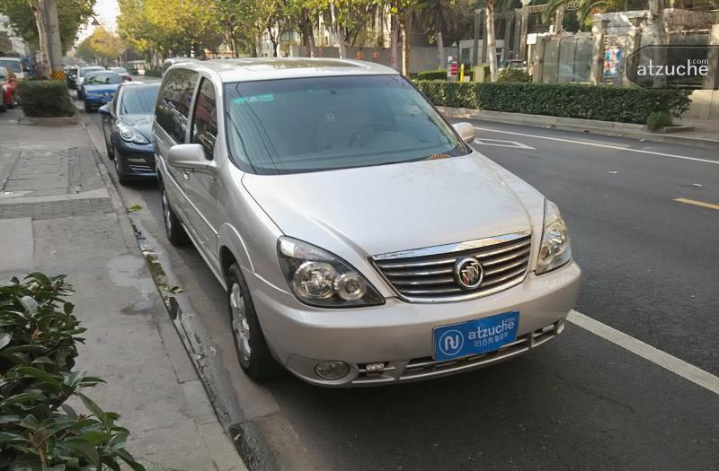 凹凸租车-别克GL8