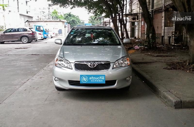 深圳市宝安区2011年丰田花冠租赁价格-凹凸个人租车