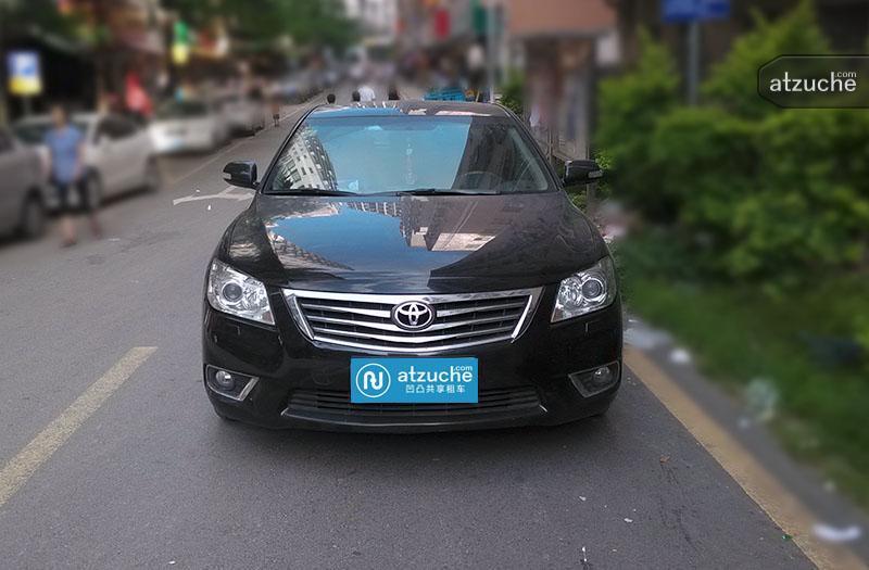 凹凸租车-2010年 丰田 凯美瑞 (粤b***55)