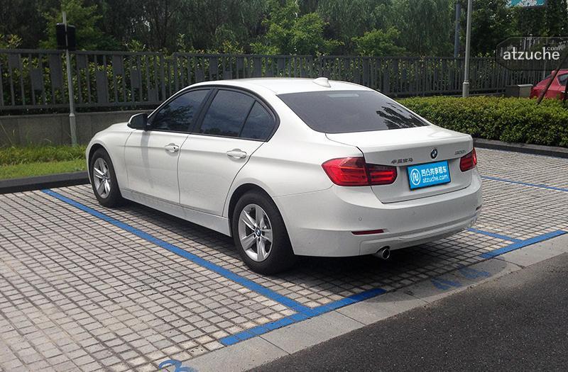 杭州市滨江区2015年宝马3系租赁价格-凹凸个人租车平台