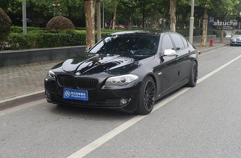 凹凸租车-2012年宝马5系(苏F***9Z)