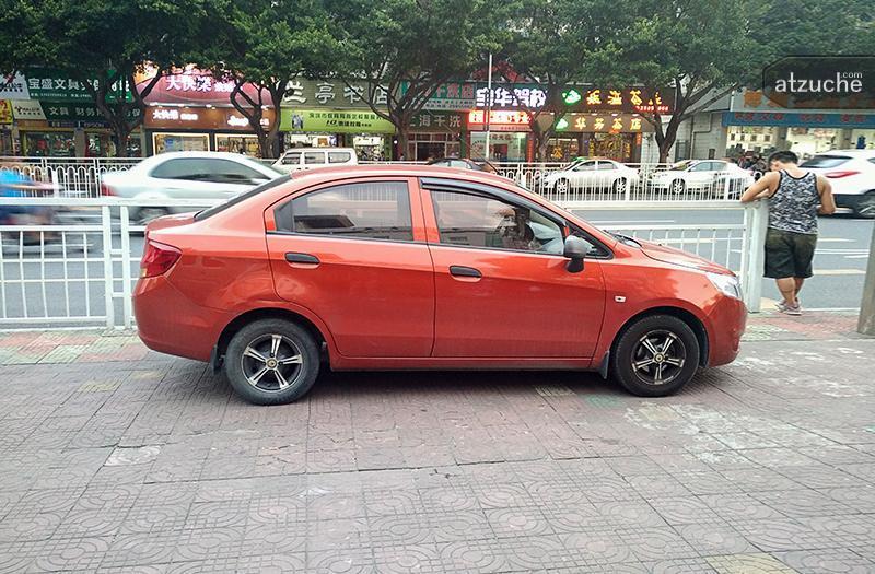 深圳市宝安区2012年雪佛兰赛欧三厢租赁价格-凹凸个人