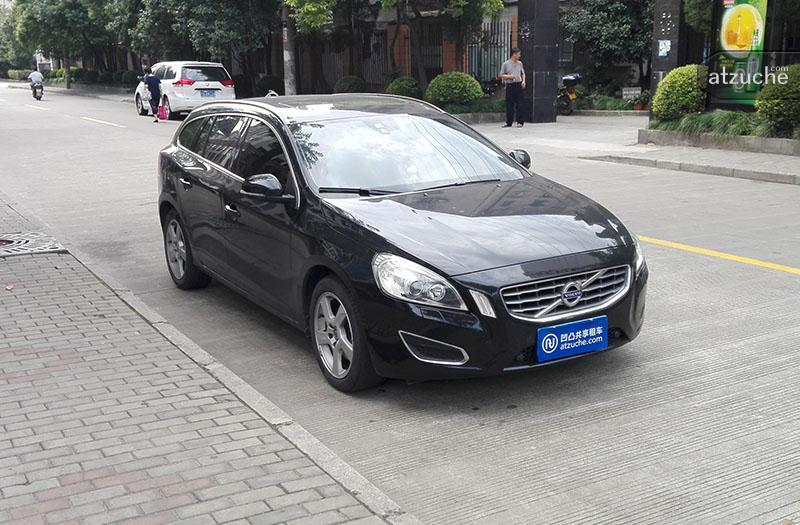 凹凸租车-2013年沃尔沃V60(进口)(甘E***71)