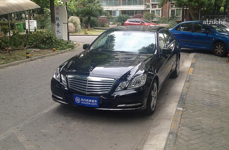 凹凸租车-奔驰E级