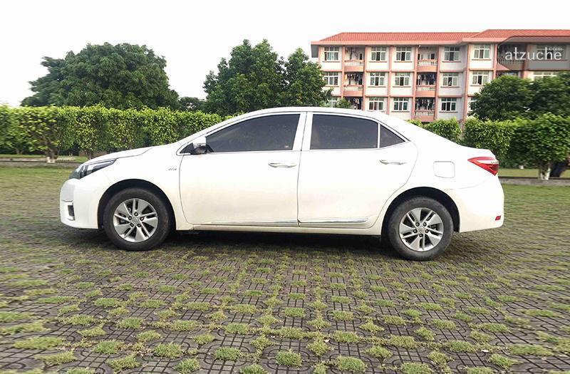 广州市白云区2016年丰田卡罗拉租赁价格-凹凸个人租车