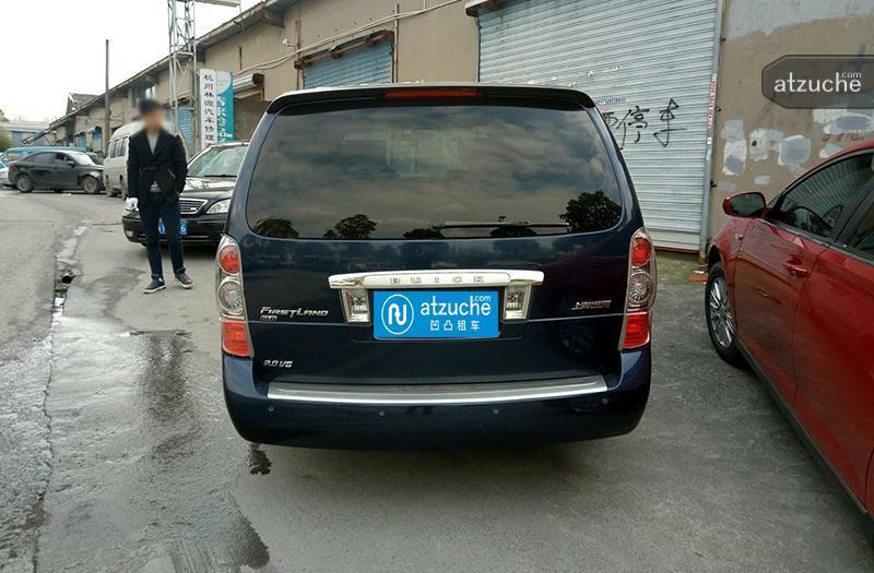 杭州市下城区2010年别克gl8租赁价格-凹凸个人租车平台