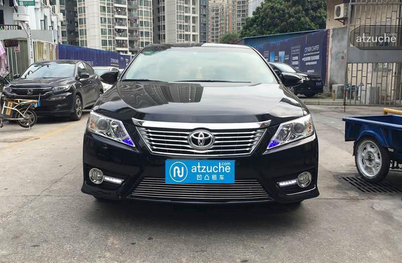 深圳市罗湖区2013年丰田凯美瑞租赁价格-凹凸个人租车