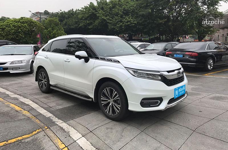 广州市天河区2017年本田冠道租赁价格-凹凸个人租车