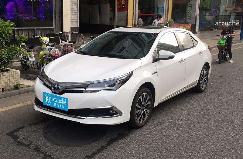 广州市番禺区2017年丰田卡罗拉租赁价格-凹凸个人租车