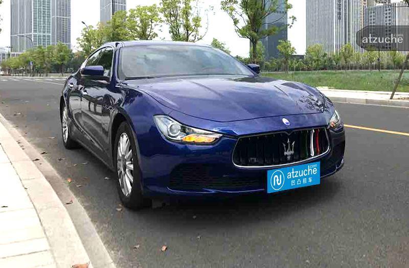 杭州市萧山区2014年玛莎拉蒂gt租赁价格-凹凸个人租车