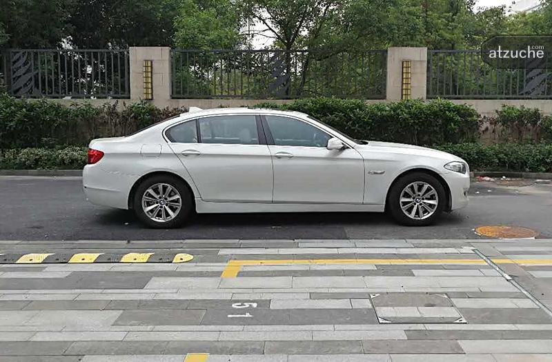 杭州市滨江区2013年宝马5系租赁价格-凹凸个人租车平台