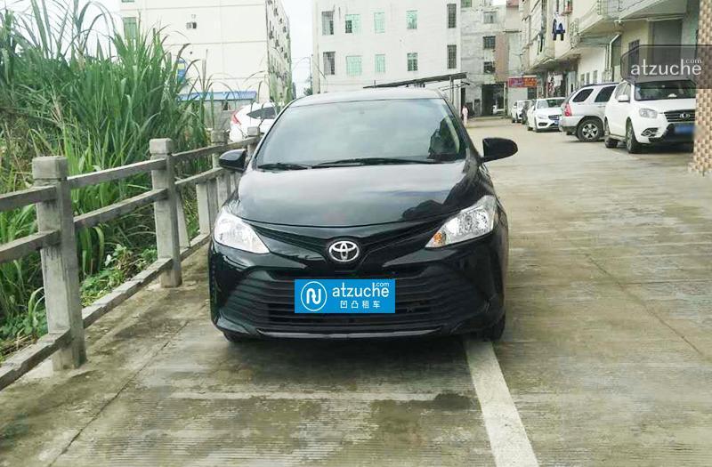2017年丰田威驰