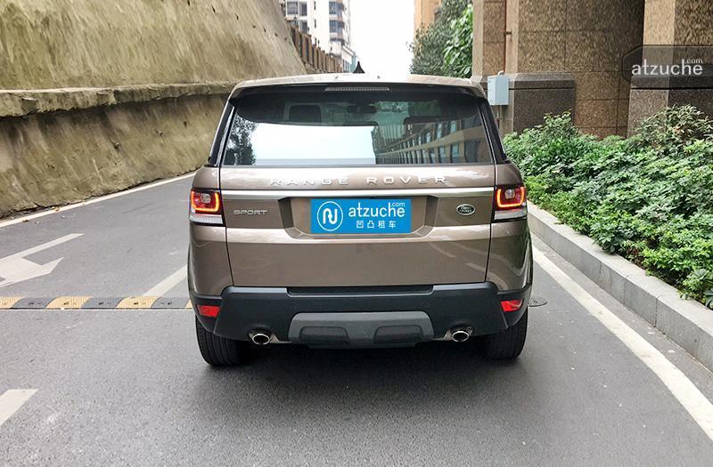 2017年路虎揽胜运动版