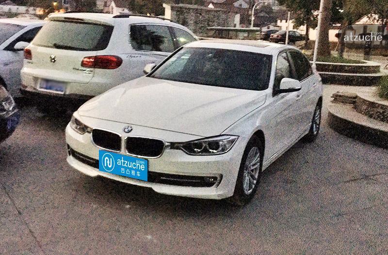 杭州市滨江区2013年宝马3系租赁价格-凹凸个人租车平台