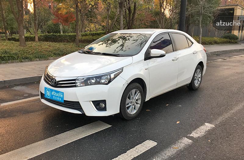 2015年丰田卡罗拉