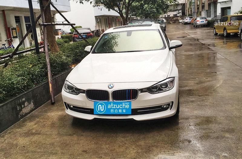 深圳市宝安区2017年宝马3系租赁价格-凹凸个人租车平台