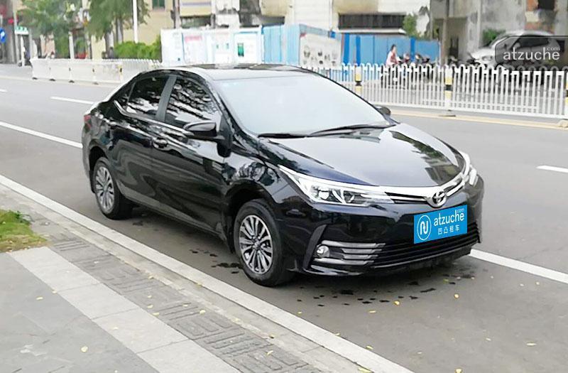 2017年丰田卡罗拉