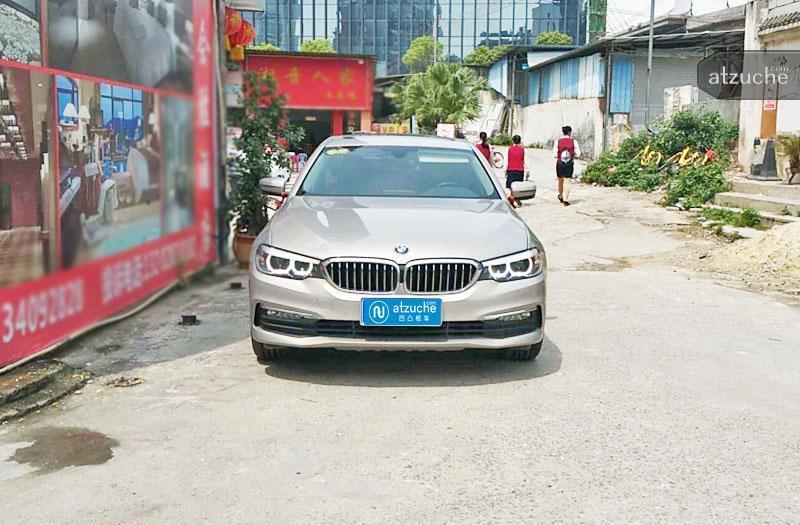 广州市海珠区2018年宝马5系租赁价格-凹凸个人租车平台