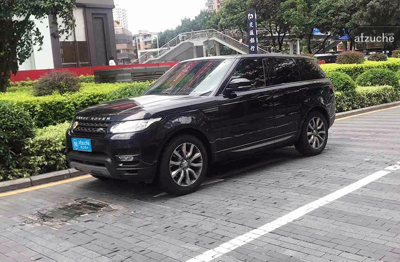 2018年路虎揽胜运动版