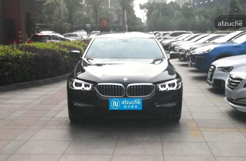 杭州市萧山区2018年宝马5系租赁价格-凹凸个人租车平台