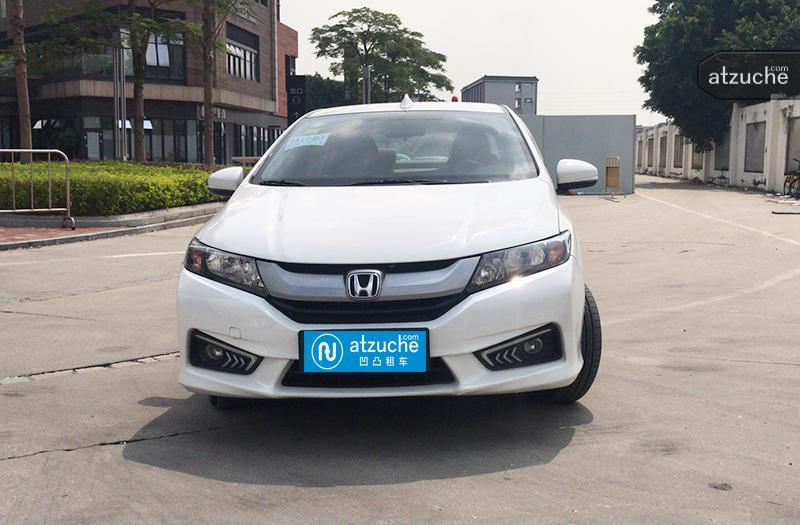 广州市海珠区2016年本田锋范租赁价格-凹凸个人租车